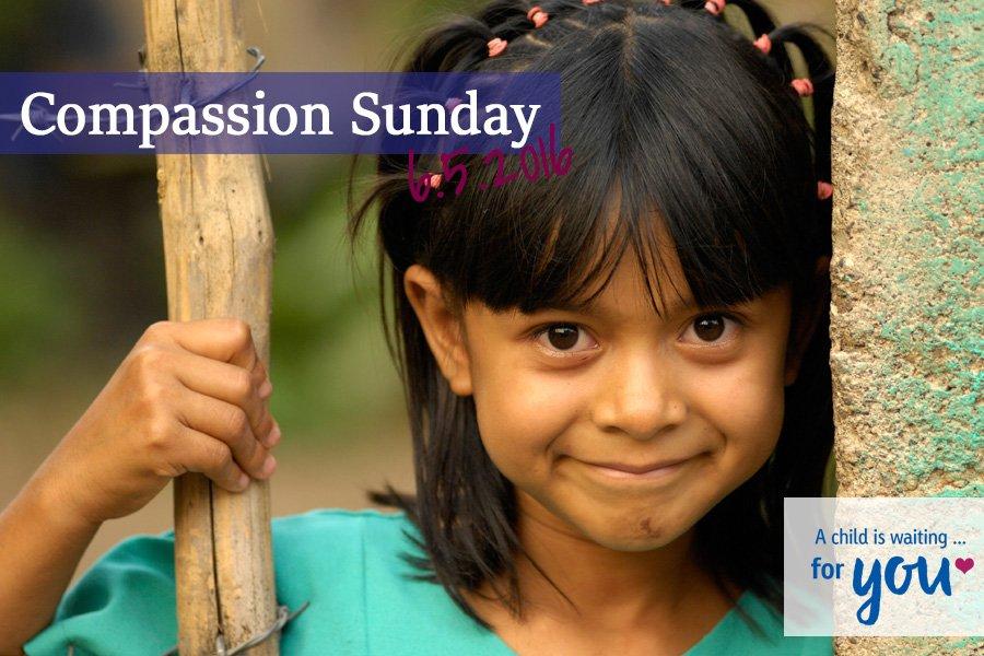 Compassion Sunday 2016