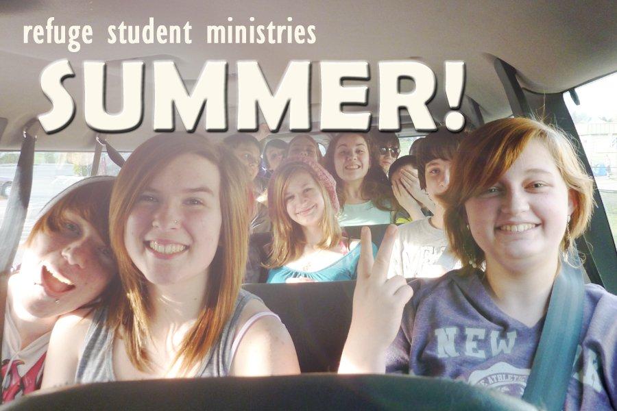Refuge Summer!