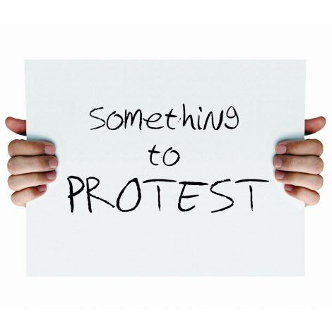 Something to Protest