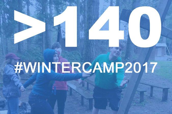 D-Camp 2017: >140