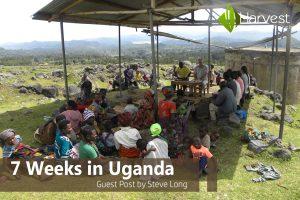 7 Weeks in Uganda