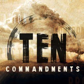 Ten Commandments – No Other Gods!