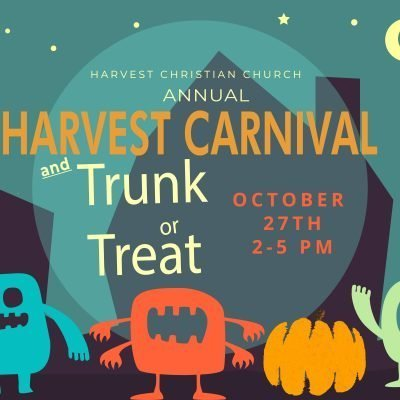 Have you Heard? The Carnival is this Sunday.