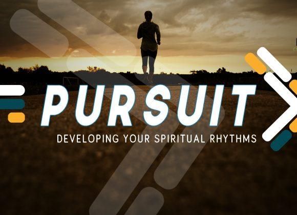 The Pursuit of Spiritual Rhythms
