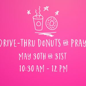 Drive-Thru Donut Day