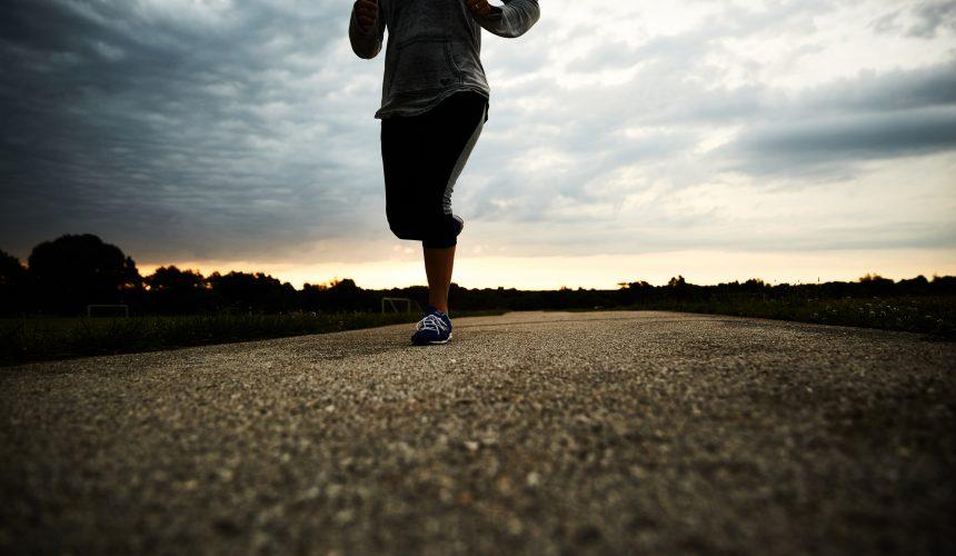 The Rhythm of Running