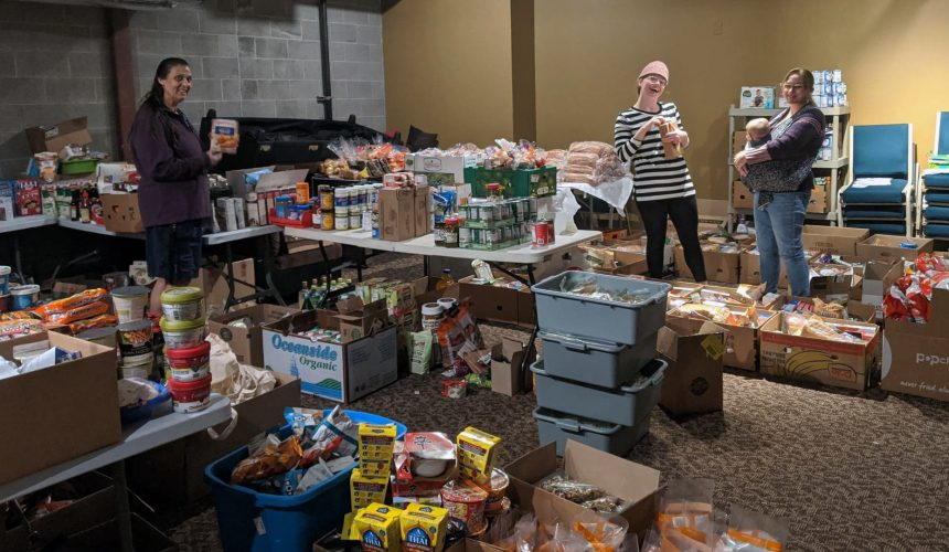 Food Pantry Update