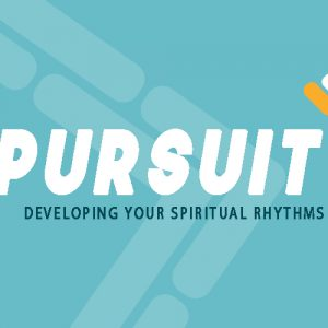 The Spiritual Rhythm of Servanthood – LiveStream