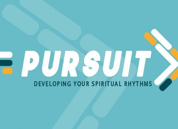 Our Spiritual Rhythms - Live Stream