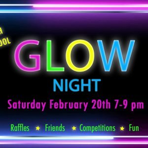 High School Glow Night