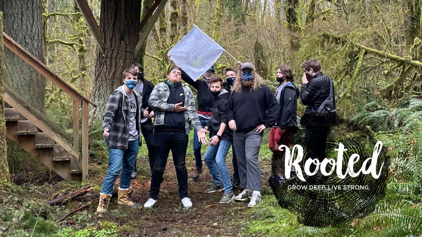 Rooted Student Ministries Retreat